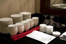 Free Tableware Royalty Free Stock Image - 8475246