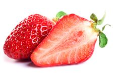 Free Fresh Strawberries Stock Images - 8475704