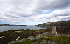 Loch Torridon, Scotland Royalty Free Stock Images