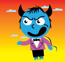 Devil Stock Image