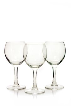 Free Glass Stemware Royalty Free Stock Images - 8476949