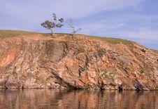 Free Baikal Rock Stock Photography - 8477042