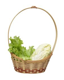 Free Basket Royalty Free Stock Photography - 8477207