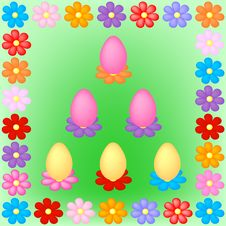 Free Easter Background Stock Images - 8477264