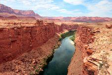 Free Colorado River, USA Stock Images - 8478224