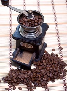 Free Coffee Grinder Stock Photos - 8478493