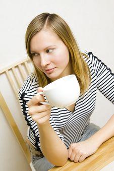 Free Morning Tea Royalty Free Stock Photo - 8478875