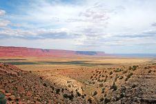 Free Vermillion Cliffs, USA Royalty Free Stock Image - 8479016