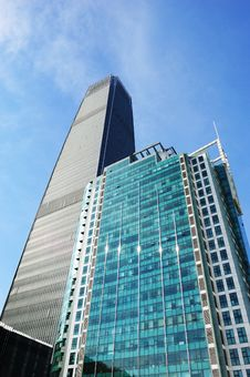Free Office Building Royalty Free Stock Photography - 8479287