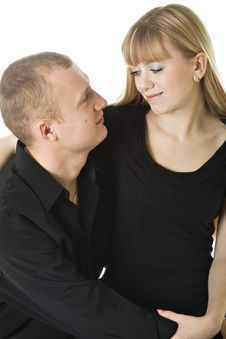 Free Young Couple In Love Royalty Free Stock Images - 8479539