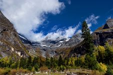 Free Day View Of Highland At Sichuan Province China Stock Photography - 8479642