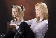 Free Mirror Reflection Stock Images - 8479874