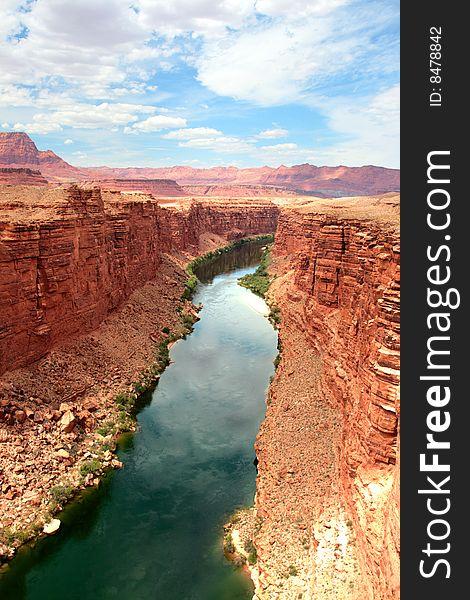 Colorado River, USA