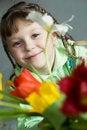 Free Happy Girl Stock Photo - 8480060