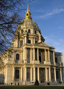 Free The Church Of Invalides In Paris Royalty Free Stock Photos - 8485108