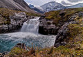 Free Rocky Mountain Waterfall Royalty Free Stock Photo - 8487215
