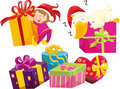 Free Presents Royalty Free Stock Image - 8487546