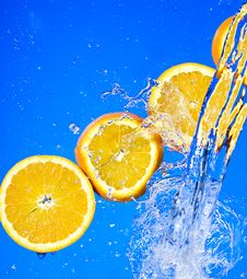 Free Orange Royalty Free Stock Image - 8480186