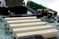 Free Motherboard Royalty Free Stock Photos - 8480788