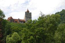 Free Bran Castle Stock Photos - 8481033