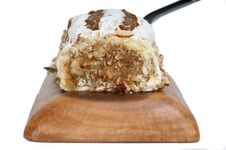 Free Caramel Roll Dessert Stock Photo - 8481040