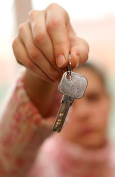 Free Key Stock Image - 8481071