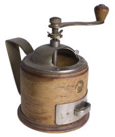 Free Old Coffee Grinder Stock Photo - 8481270