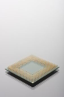 Free CPU Close Up Royalty Free Stock Photo - 8481375