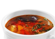 Free Fish Soup Stock Photography - 8482102