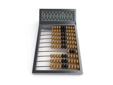 Free Upgraded Abacus Royalty Free Stock Photography - 8482517