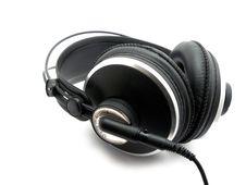 Free Professional Headphones Stock Photo - 8482940