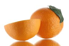 Free Oranges Stock Image - 8483011