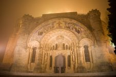 Free Tibidabo Church Stock Photos - 8483123