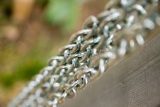 Free Parallel Chains Stock Images - 8483494