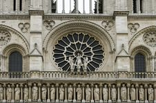 Free Notre Dame Royalty Free Stock Photography - 8484517