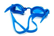 Free Glasses For Swimming Royalty Free Stock Image - 8484646