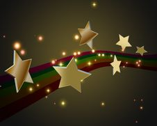 Free Stars Royalty Free Stock Photos - 8485118