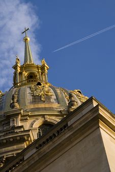 Free The Church Of Invalides In Paris Stock Photo - 8485130
