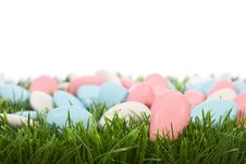 Free Easter Almonds Candy Stock Photos - 8485913