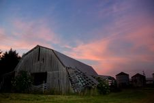 Free Rustic Barn Stock Photos - 8485933