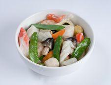 Seafood Soup Stock Photos