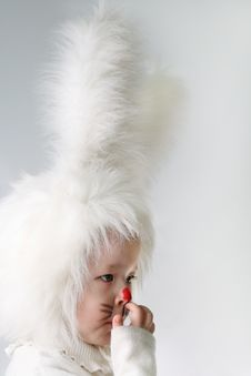 Free Bunny Royalty Free Stock Images - 8486109