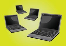 Free Laptop Stock Photography - 8487402