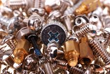 Free Screws Stock Photos - 8488723