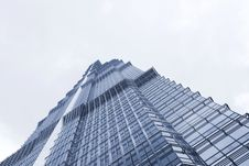 Free Famous Buildings - Jin Mao Tower Shanghai Stock Image - 8488821