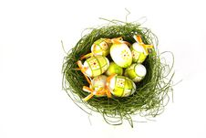 Free Easter Eggs Royalty Free Stock Image - 8489146