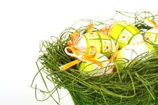 Free Easter Eggs Royalty Free Stock Photos - 8489168