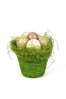 Free Easter Eggs Stock Images - 8489174