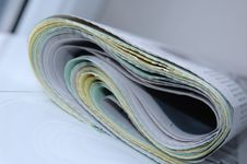 Free Newspaper Stock Images - 8489724