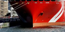 Free Red Boat Bow. Stock Photo - 84899150